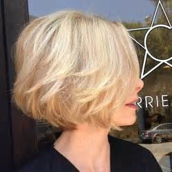 stacked hairstyles for 50 20 trendy ways to style a blonde bob popular haircuts