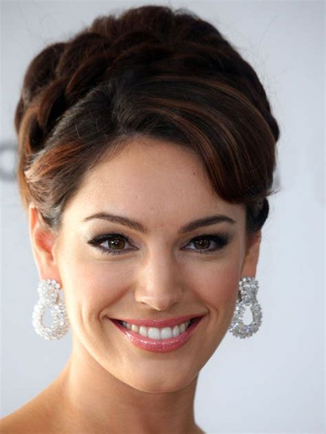 medium length updo with instructions sexy and elegant formal updos for medium length hair