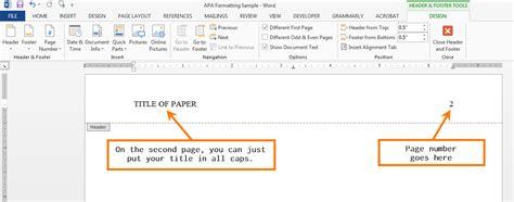 formatting  word  ashford writing center
