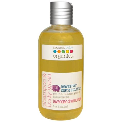 Natur Wash 480 Ml nature s baby organics 8