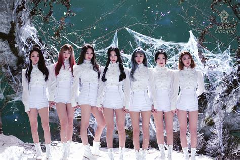 dreamcatcher kpop you and i update dreamcatcher is enchanting in spooky mv teaser for