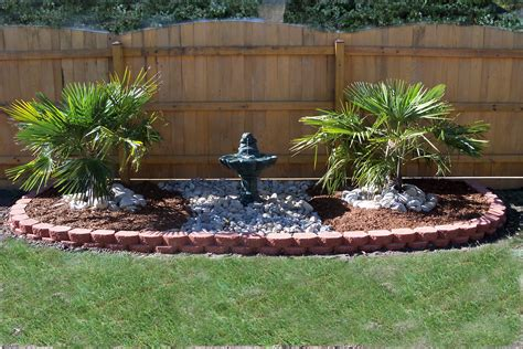 Backyard Yard Ideas Yard Water Features Comely Small Backyard Feature Ideas