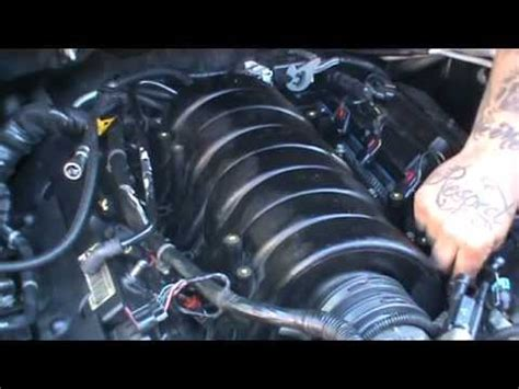rubber sts malta 2006 cadillac sts v intake manifold gasket replacement