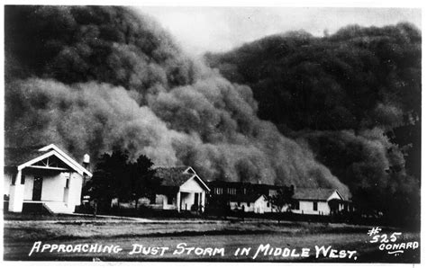 Worst Blizzard Ever by Dust Bowl Kansapedia Kansas Historical Society