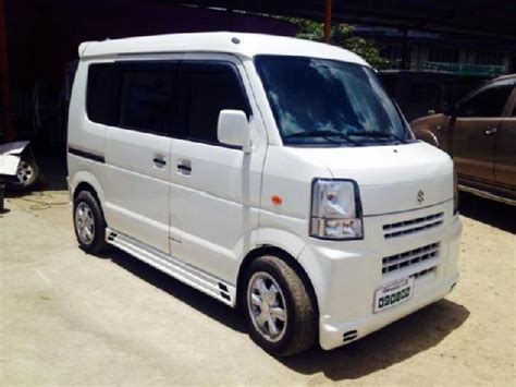 suzuki every van suzuki van brand new cebu city mitula cars