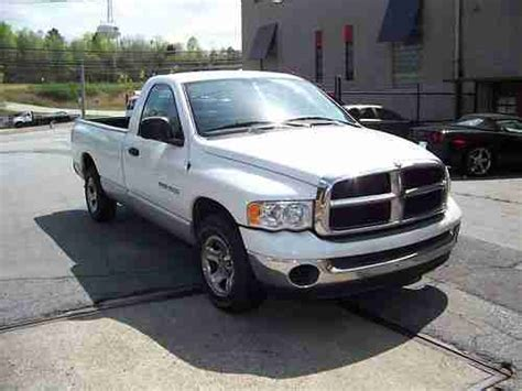 how cars work for dummies 2005 dodge ram 1500 transmission control purchase used 2005 dodge ram 1500 4 7 ltr regular cab long bed in wilkesboro north carolina