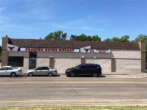 packing house in south dallas packing house market meat shops 3117 malcolm x blvd