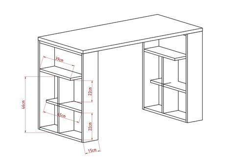 scrivanie per ragazzi scrivania per ragazzi con libreria 120x50 cm