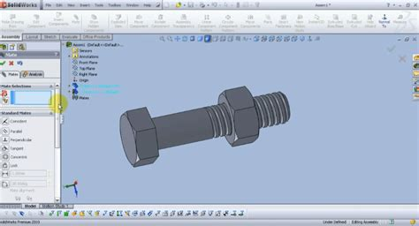 solidworks tutorial nut and bolt top 20 3d cad models to try out part 2 scan2cad