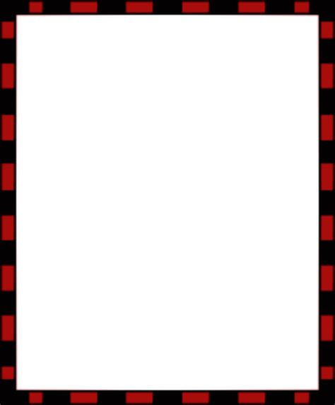 red black free border paper free images at clker com