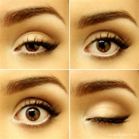 natural makeup tutorial tumblr tutorial my everyday soft cat eye