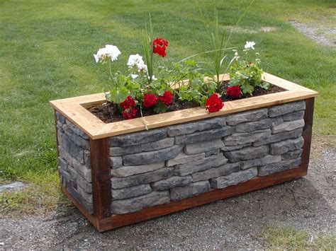 Garden Flower Boxes 10 Different Styles Of Planter Boxes Page 11 Of 11 How To Build It