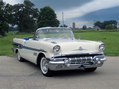 1957 Pontiac Bonneville Convertible For Sale 1957 Pontiac Bonneville Convertible Fuel Injected