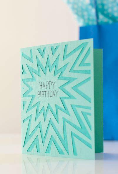 best 25 cricut birthday cards ideas on easy birthday cards simple birthday cards
