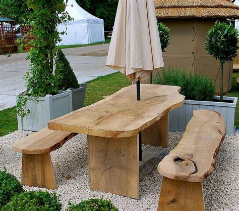 diy outdoor furniture as the products of hobby and the gifts