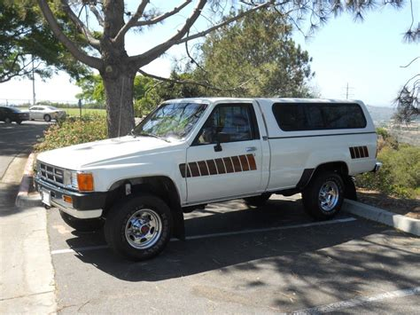 1985 Toyota Truck 1985 Toyota Information And Photos Momentcar