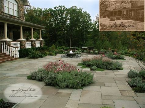 Front Yard Patio Ideas Pictures by Front Entry Court Yard Traditional Patio Newark By