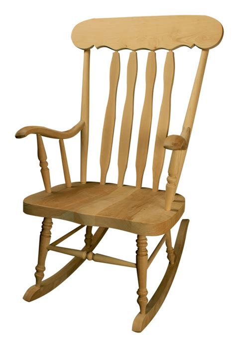 wood chair kits stockbridge rocking chair kit