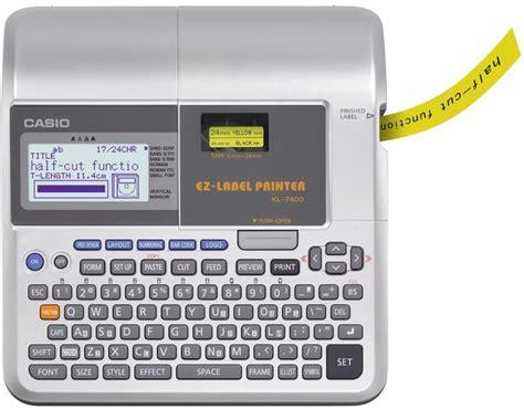 casio ez label printer kl 7400 handles 24 18 12 9 end 2 1 2016