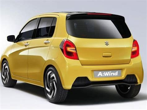 Maruthi Suzuki New Car Maruti New Compact Car For India To Be Called Celerio