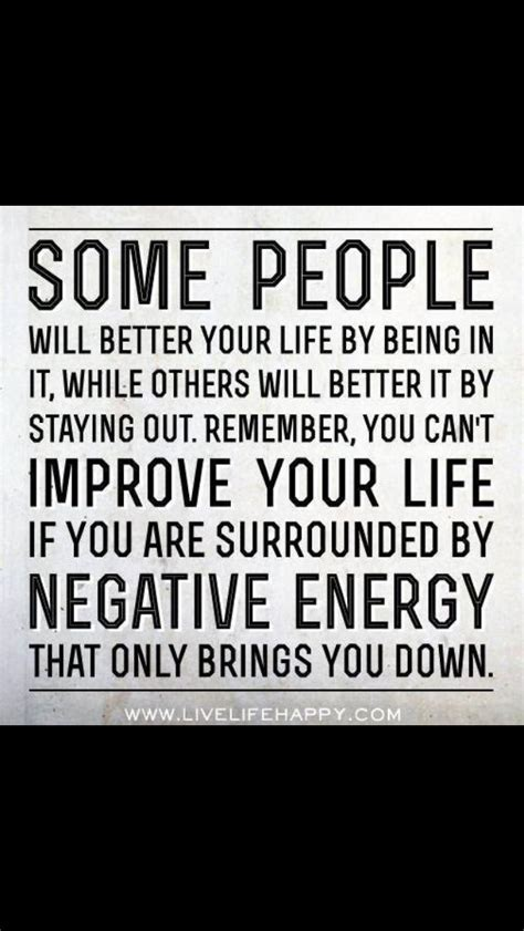 get rid of negative energy quotes about negativity quotesgram
