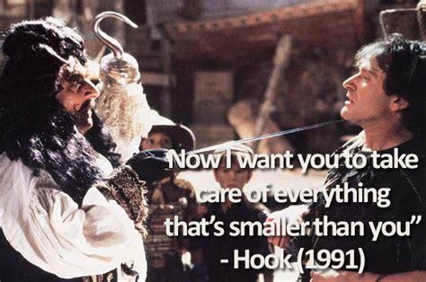 film hook quotes hook robin williams movie quotes quotesgram