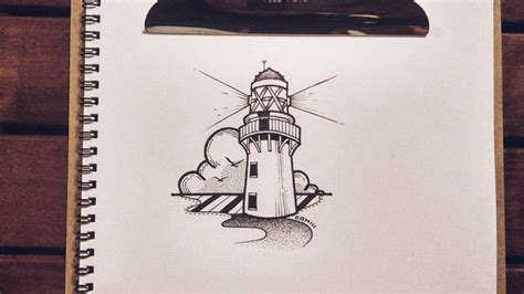 minimalist lighthouse tattoo 276 best images about tattoos sketches on pinterest