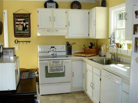 gelbe küchen farbe wandfarbe k 252 che kleine