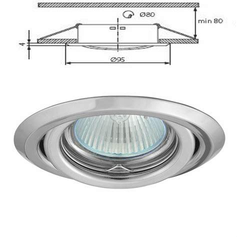 le dichroique led livraison gratuite plafonnier chrome encastr 233 spot orientable pour dichroique halog 232 ne ou led
