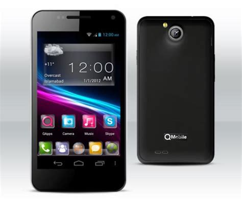 qmobile themes com qmobile a12 price in pakistan phone specification user