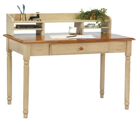 Country Cottage Desk country cottage solid wood desk by office qvc