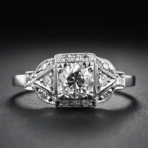 deco style engagement ring 25 best deco ring ideas on deco engagement rings 1920s ring and deco