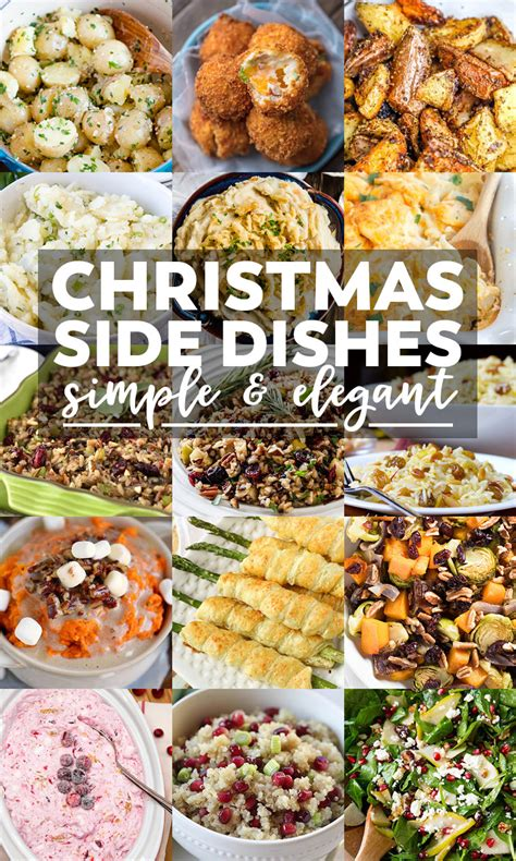 images of christmas side dishes 35 side dishes for dinner yellow bliss road