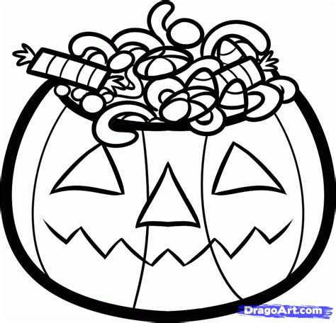 printable coloring pages of halloween stuff pictures of halloween stuff az coloring pages