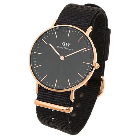 Danielwellington New Collection Classic Black Ashfield Original brand shop axes rakuten global market daniel wellington daniel wellington dw00100150