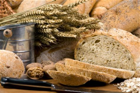 whole grain unprocessed bread what types of flour can be used to make bread