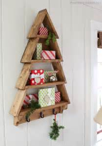 Free Woodworking Plans Corner Shelves by Ana White Tree Wall Shelf Diy Projects