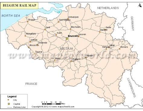 belgium rail map buy belgium rail map