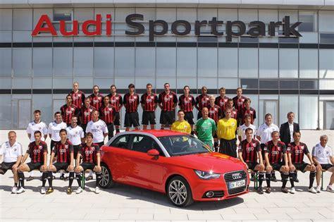 Fc Ingolstadt Audi by Fc Ingolstadt 04 Inaugurates Audi Sportpark Autoevolution