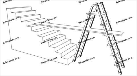 Peindre Cage Escalier Tournant by Location Echelle Pour Escalier Trouvez Le Meilleur Prix