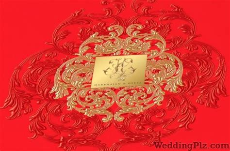 Wedding Cards Entertainment Design Company by The Entertainment Design Company Defence Colony South
