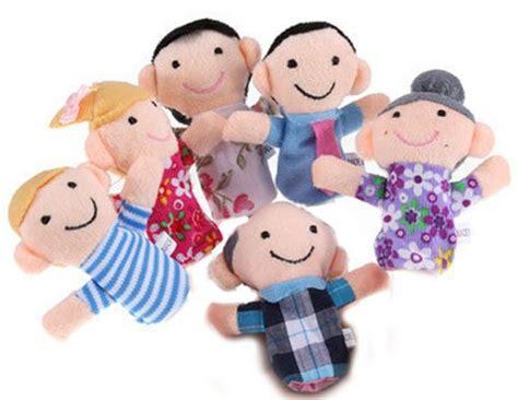 Finger Puppet Family family finger puppets