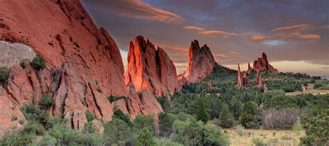 Colorado Garden Of The Gods by Garden Of The Gods Shannonmountainman