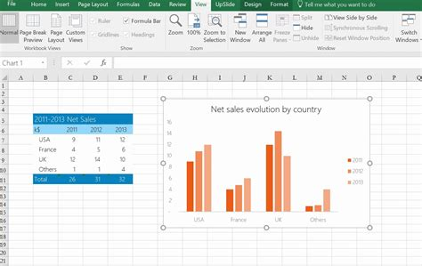Excel How To Guide Link Excel To Powerpoint Exle Powerpoint Presentation For