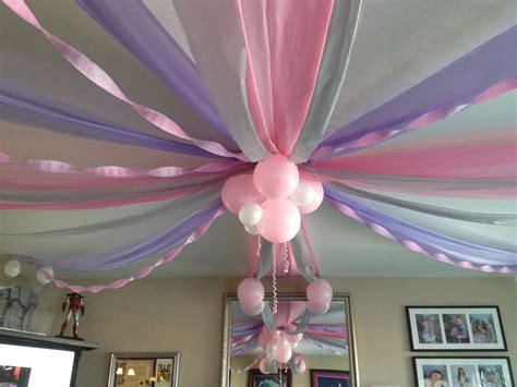 They Wanna Get Gold On The Ceiling by Baby S Birthday Ceiling Decorations Cut