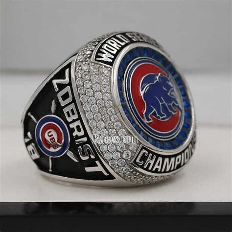 cubs rings 2016 chicago cubs world series chionship ring fan
