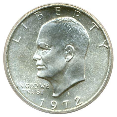 1972 s eisenhower dollar 1 silver pcgs ms68 buy sell