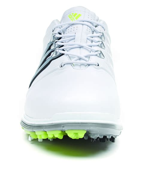 Promo Boots Adidas Plat 3 Silver Htm adidas 360 golf shoes white silver slime discount prices for golf equipment