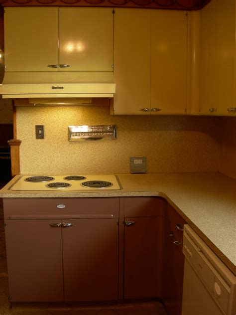 30 photos of vintage lyon metal kitchen cabinets and