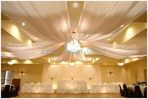 wedding ceiling draping charleston wedding planner draping services tanis j